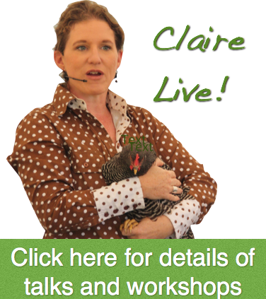 Click to visit Claire's Event Calendar