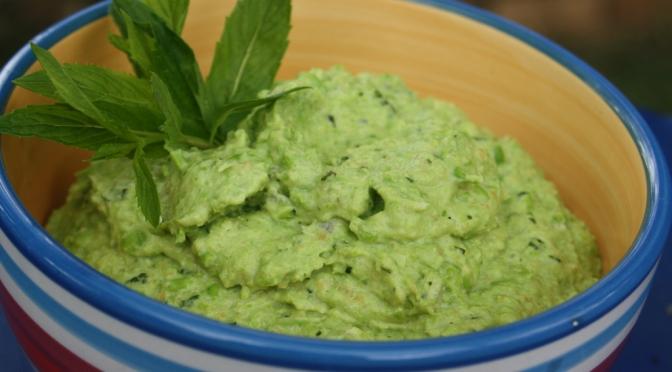 Hummus Green Pea Dip